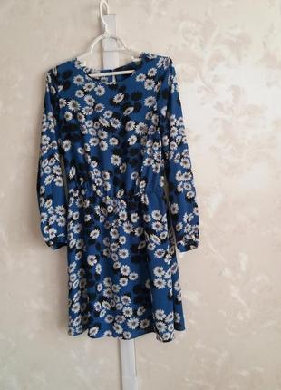 Платье в цветочный принт oasis