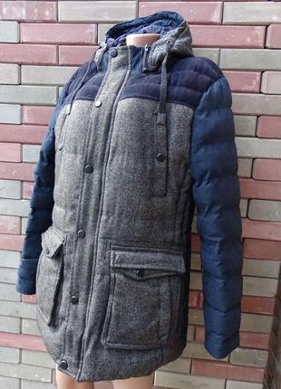 Дуже тепла та гарна чоловіча куртка