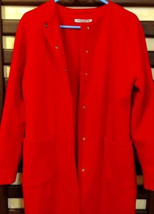 Пальто жіноче, плащ кашемір, пальто женское, goldi, розмір xs-s