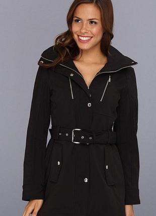 Утепленная куртка, софтшел от michael kors8 фото