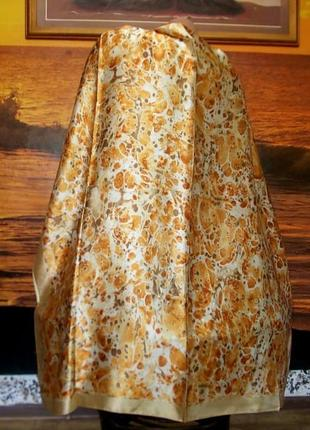 Распродажа! платок gamze collection 90х90см - красивый