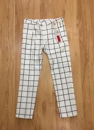 Классические брюки на мальчика street gang