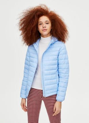 Новая осенняя куртка pull&bear