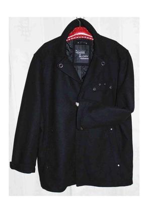Модное полу пальто куртка тренч шерсть деми angelo litrico