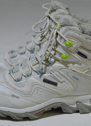 Зимние ботинки salomon sokuyi climawarm waterproof 111345