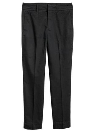 Отличные  брюки штаны сигареты от h&m, p. 42