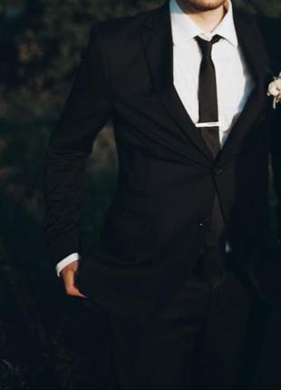 Чоловічий костюм arber