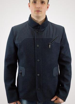 Коттоновая куртка пиджак (48-60р)