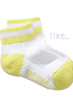 Комплект из 3 х пар носков  из органического хлопка тсм tchibo, размер 31-34