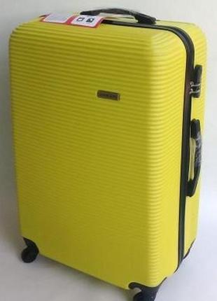 Супер прочный чемодан!