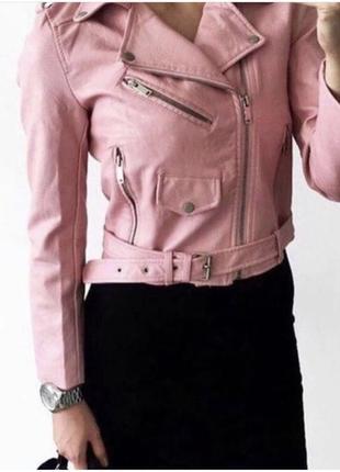 Шикарая куртка косуха2 фото