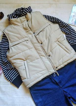 Куртка парка жакет безрукавка