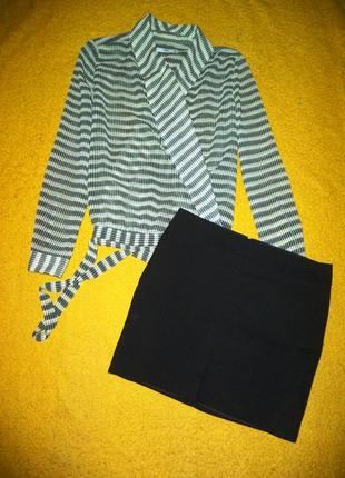 Комплект одежды на стройную деловую леди от бренда- mng