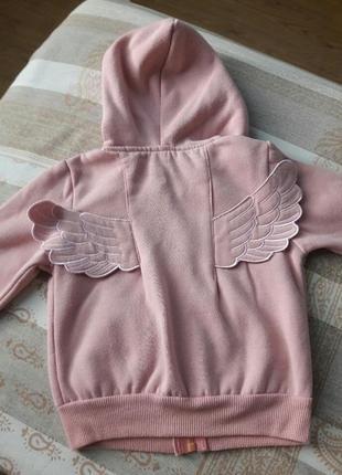 Спортивный костюм с крыльями)