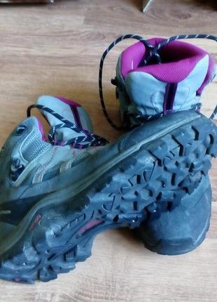 Треккинговые ботинки salomon