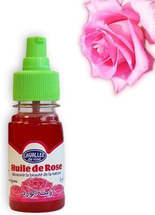 Масло дамасской розы (марокко)