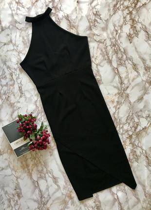 Увага!!!розпродаж літнього одягу!!!чорне платтячко з чокером