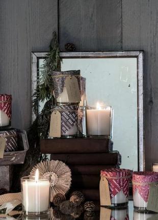 H&m home свічка ароматична winter lily