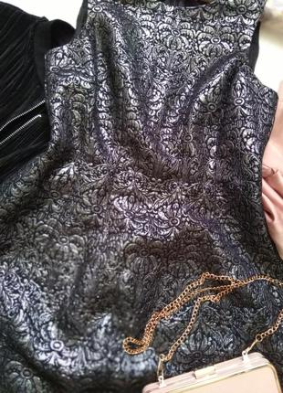 Нарядное🎀🖤 платье-сарафан 🖤🎀4 фото