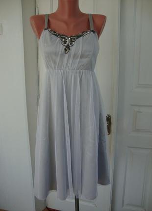 Платье нарядное вечернее выпускное