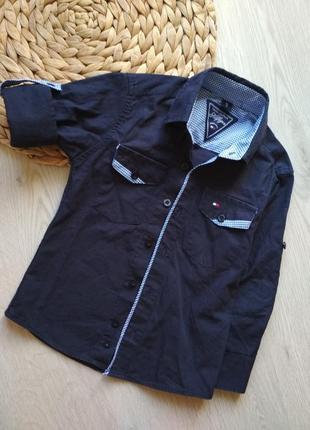 Рубашка 18-24мес. 86-92см. tommy hilfiger