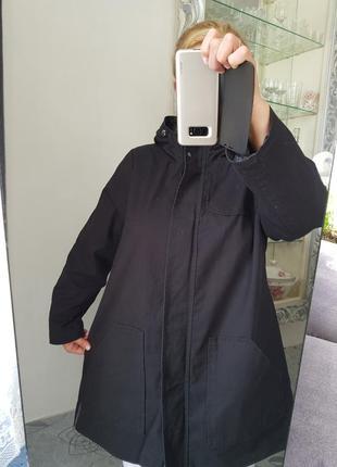 Демисезонная джинсовая куртка,ветровка/ джинсовка 100% хлопок р.20