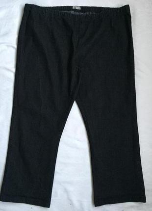 Супер джинсы джеггинсы батал 6xl (60)