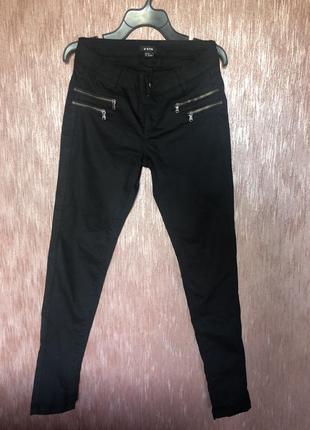 Джинсы брюки штаны чёрные
