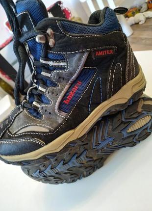 Термо ботинки bazard amitex, 32размер