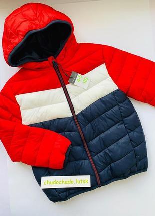 Куртка примарк демисезон для мальчика в наличии