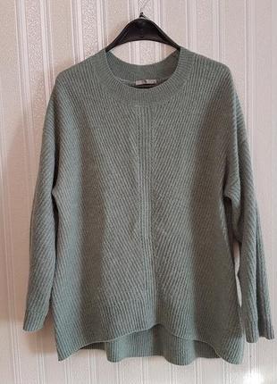 👉мягкий свитер альпака&шерсть👍