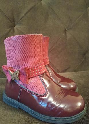 Качественые сапоги, ботинки