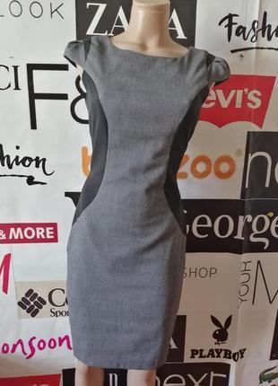 Платье миди warehouse 10m