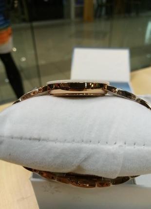 Часы женские bering . керамика , сапфир, новые ,100% оригинал !5 фото