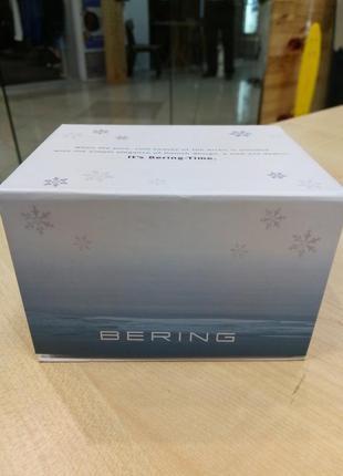 Часы женские bering . керамика , сапфир, новые ,100% оригинал !8 фото