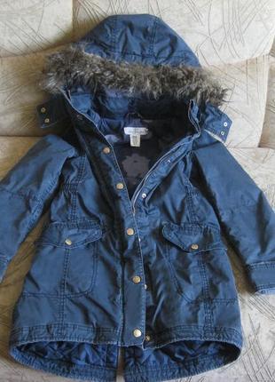 Куртка деми logg, на 9-10 лет