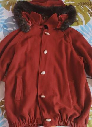 Куртка кашемировая el contergles