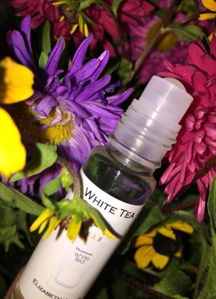 Масляные духи white tea