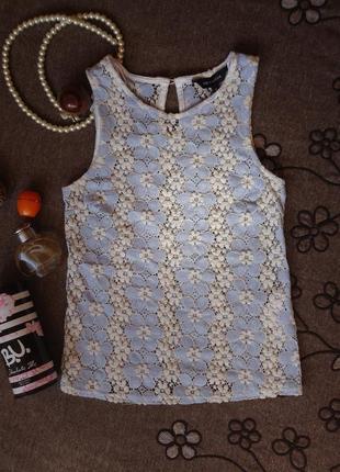 Кружевная блуза, блузка