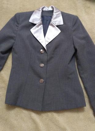 Костюм тройка (юбка+брюки)