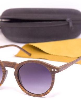 Круглые очки. 9015-3. солнцезащитные очки. ретро очки. винтажные