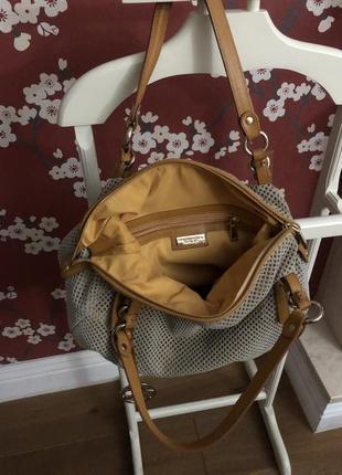 Новая женская сумка toska blu