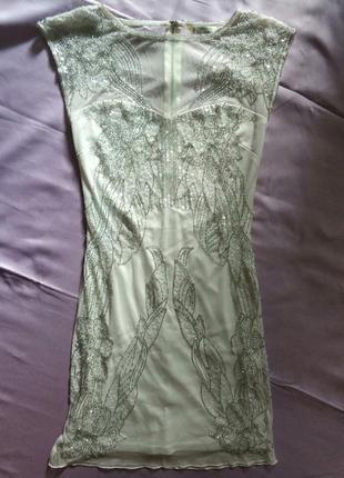 Платье/коктейльное/вечернее платье от miss selfridge