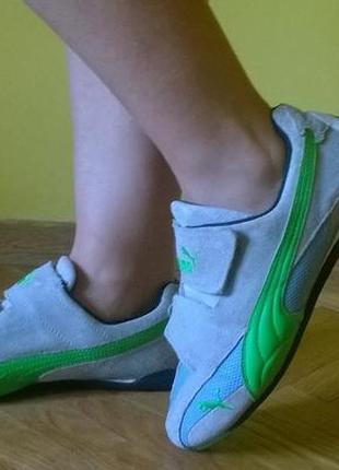 Супер кроссовки puma(оригинал)