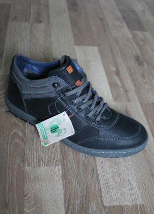 Оригінальні черевики bama шкіра