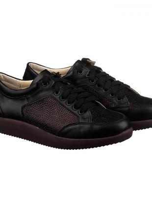 Скидка! стильные кожаные кроссовки бордовые с черным натуральная кожа