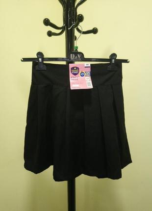 Школьная юбка для девочки lupilu