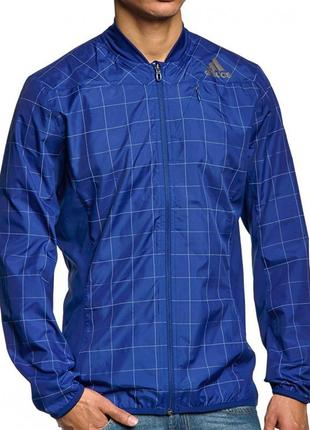 Куртка/ветровка/бомбер adidas climaproof smart reflective jacket