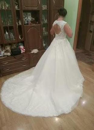 Весільна сукня від флердоранж