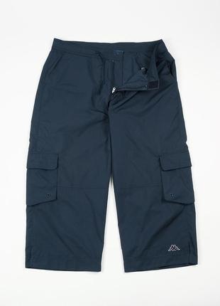 Укороченные штаны бриджи kappa vintage